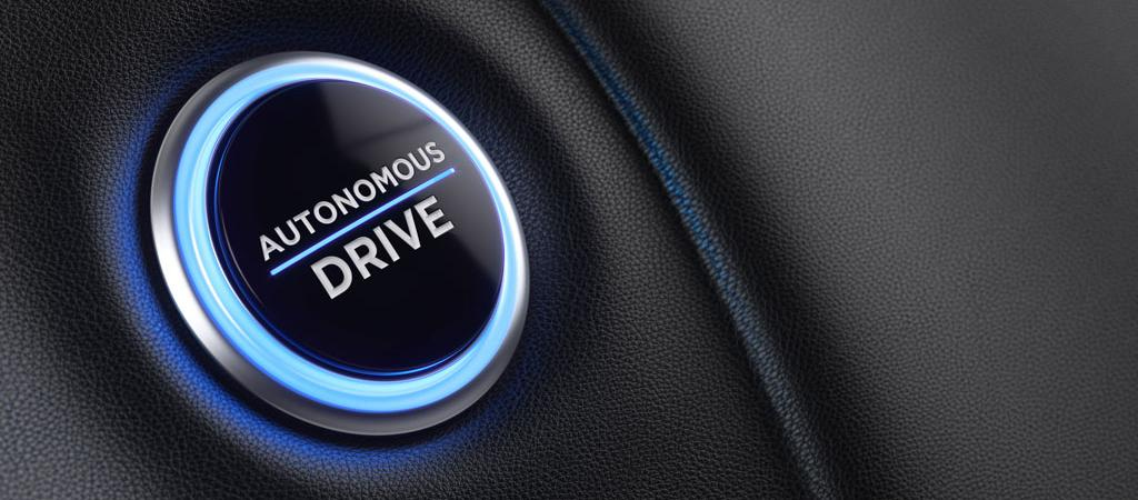 Autonomous Drive keyless car start. Click here to play video.