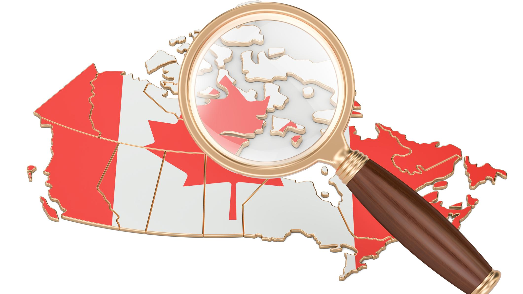 Canada under Magnifying Glass