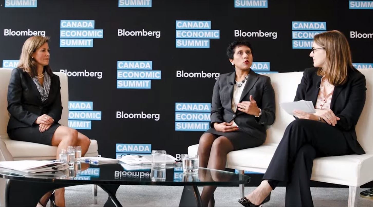 MaryAnn at Bloomberg. Click here to play video.